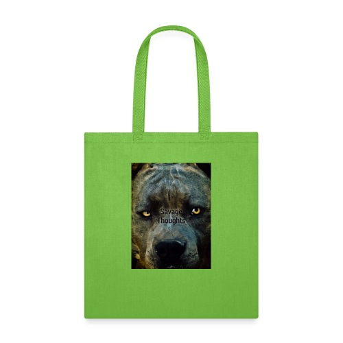 Smooth Savage - Tote Bag