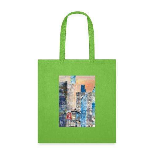 NYC Neighborhood Timothy Leistner - Tote Bag