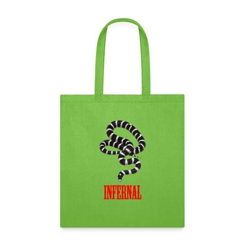 Infernal - Tote Bag