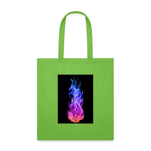 Fire is hot - Tote Bag