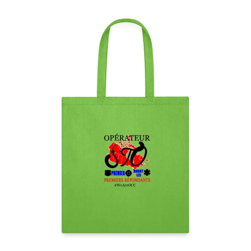 Operateur STO plus size - Tote Bag