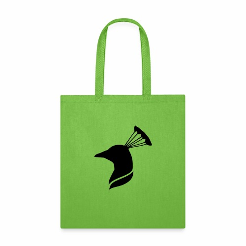 peacock head - Tote Bag