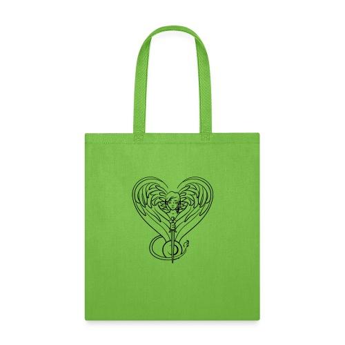 Sphinx valentine - Tote Bag