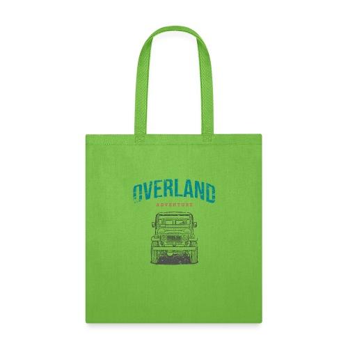 Overland - Tote Bag
