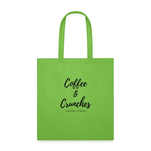 Coffee & Crunches - Tote Bag