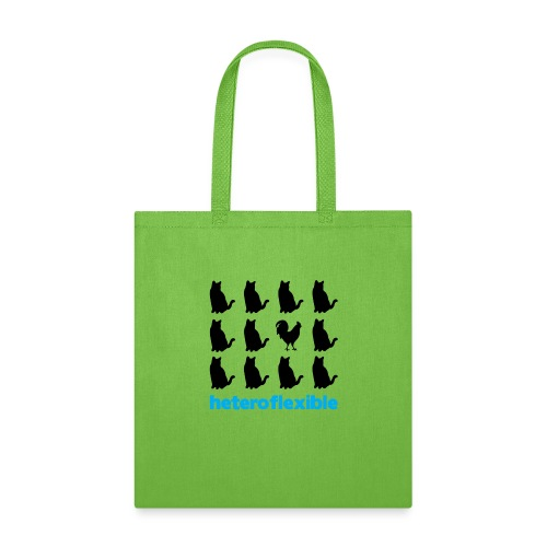 Heteroflexible Male - Tote Bag