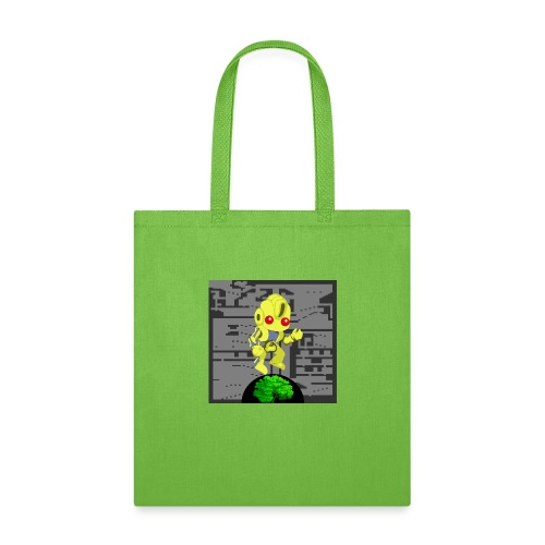Hollow Earth Mug - Tote Bag
