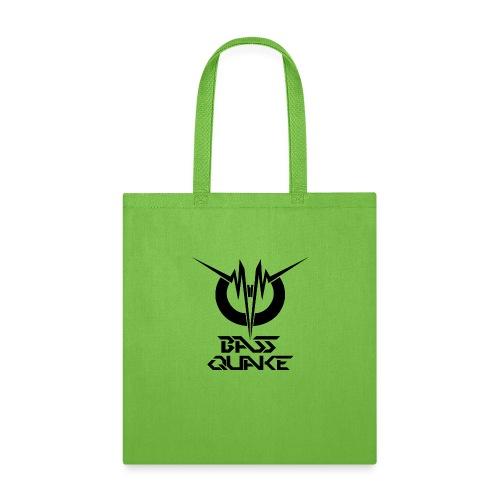 BASSQUAKE MONO LOGOTYPE BY FDS - Tote Bag