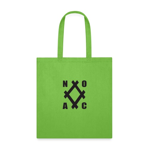 noac b diamond transparent - Tote Bag