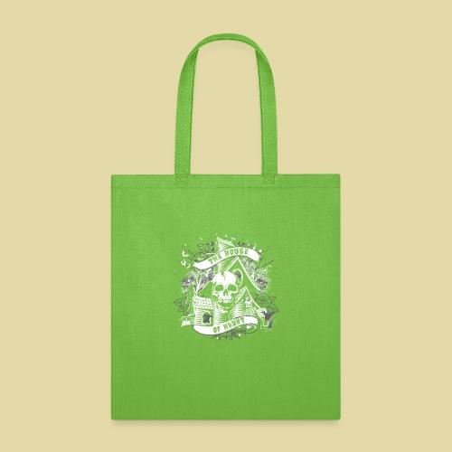 hoh_tshirt_skullhouse - Tote Bag