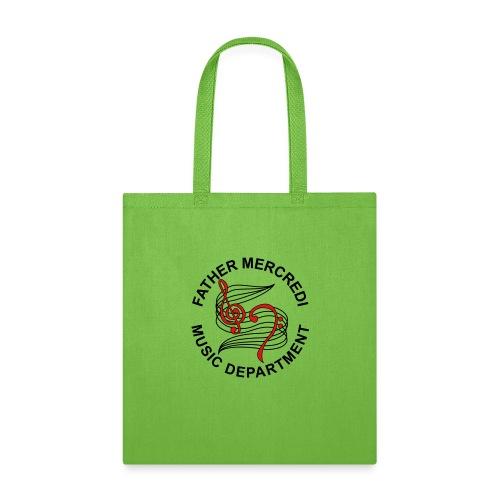Father Mercredi Music Department - Tote Bag