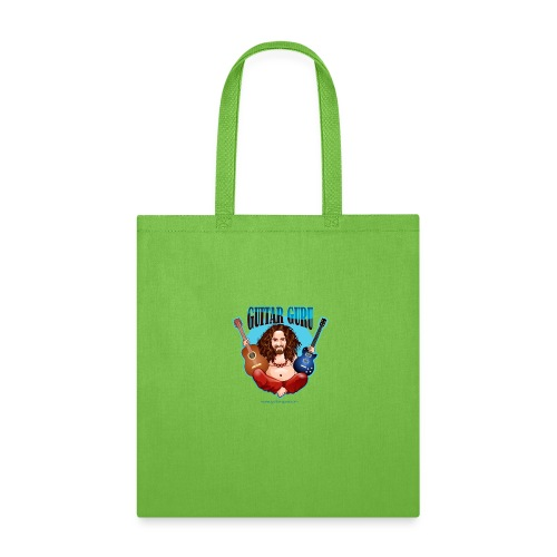 Guitar Guru Laughing Buddha - Tote Bag