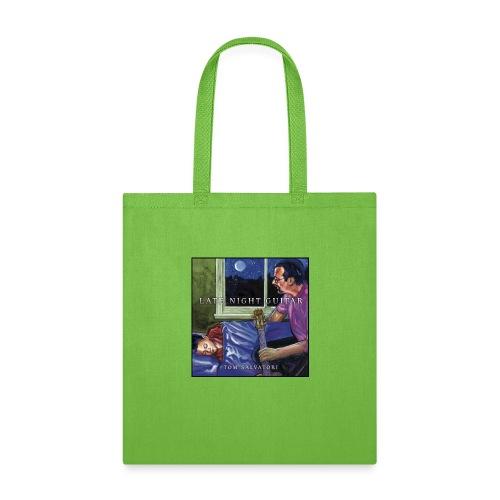Cover Late Night Guitar - Tote Bag