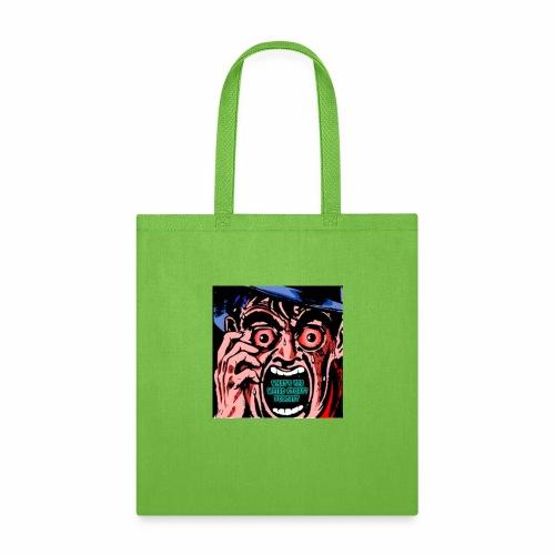 Terror Face - Tote Bag
