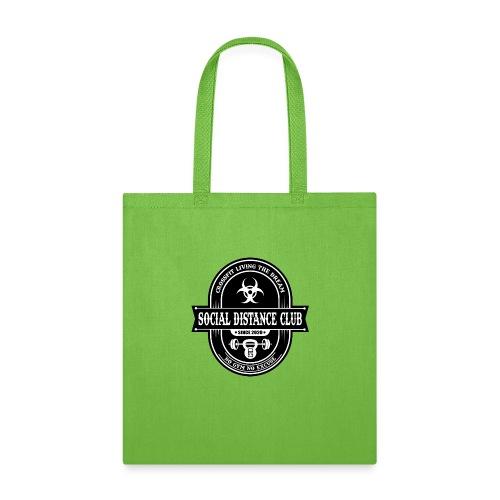 SOCIAL DISTANCE CLUB - Tote Bag