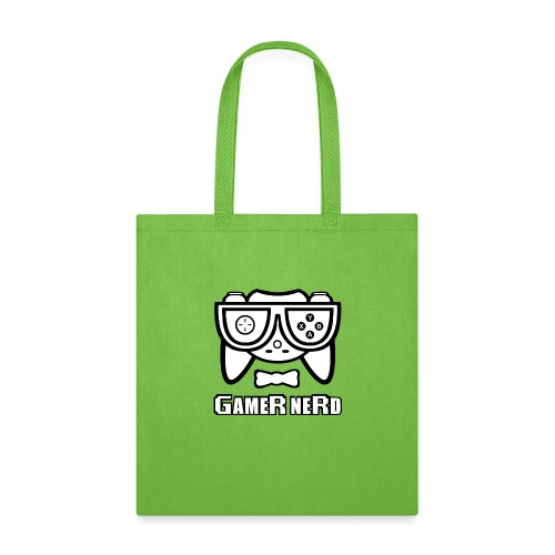 Nerds - Gamer Nerd SD - Tote Bag