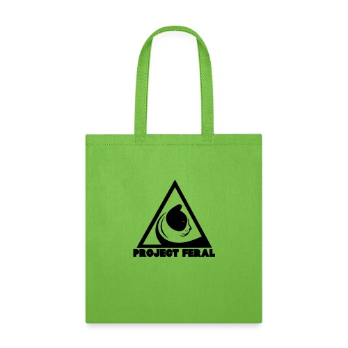 Project feral fundraiser - Tote Bag