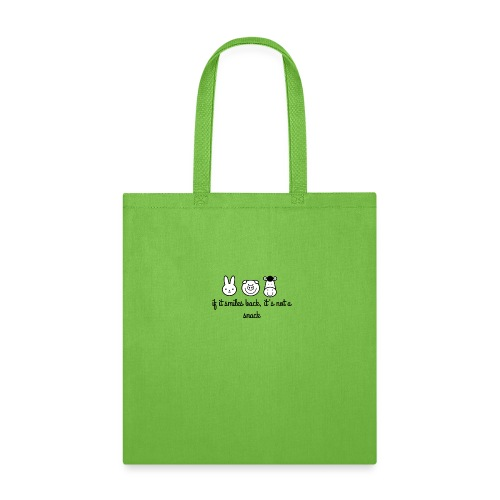 SMILE BACK - Tote Bag