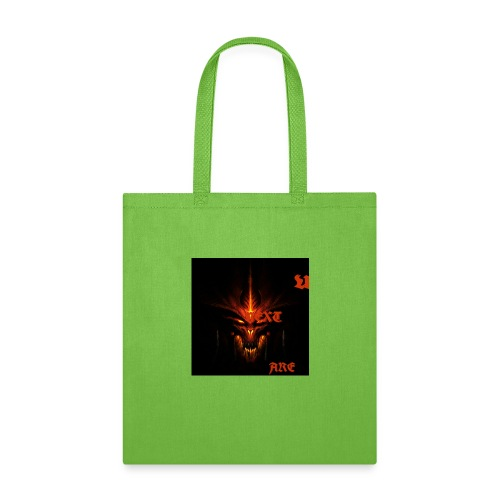 demons!! - Tote Bag