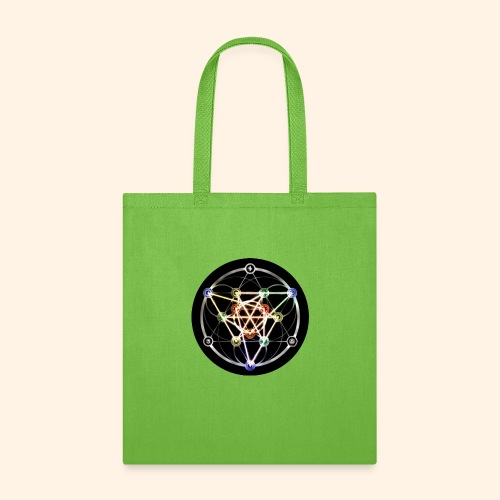 Classic Alchemical Cycle - Tote Bag
