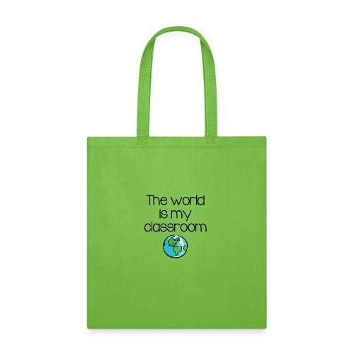 World Classroom - Tote Bag