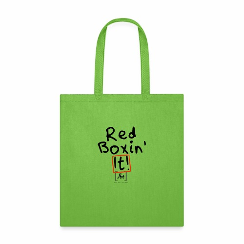 Red Boxin' It! [fbt] - Tote Bag