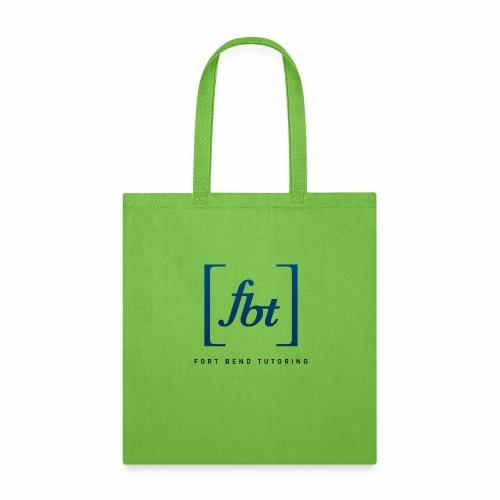 Fort Bend Tutoring Logo [fbt] - Tote Bag