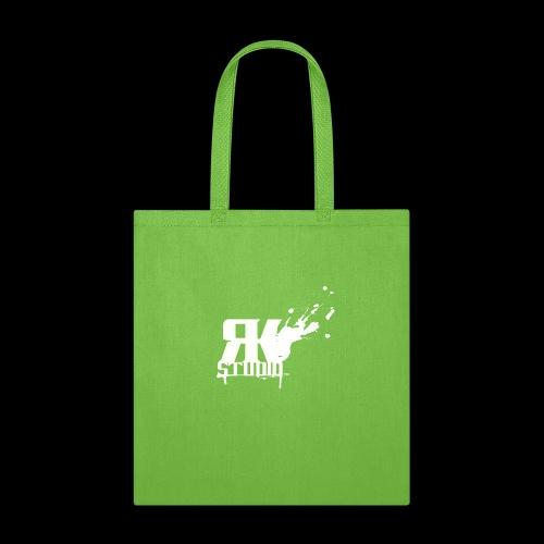 RKStudio White Logo Version - Tote Bag