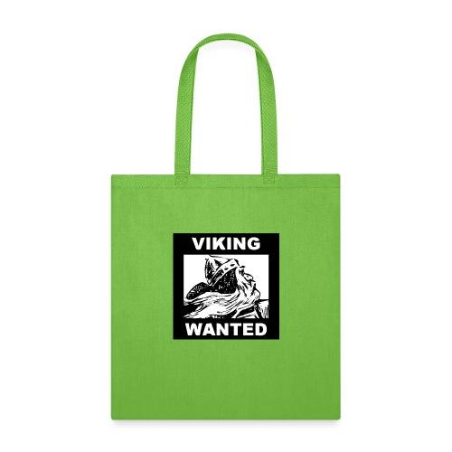VIKING WANTED - Tote Bag