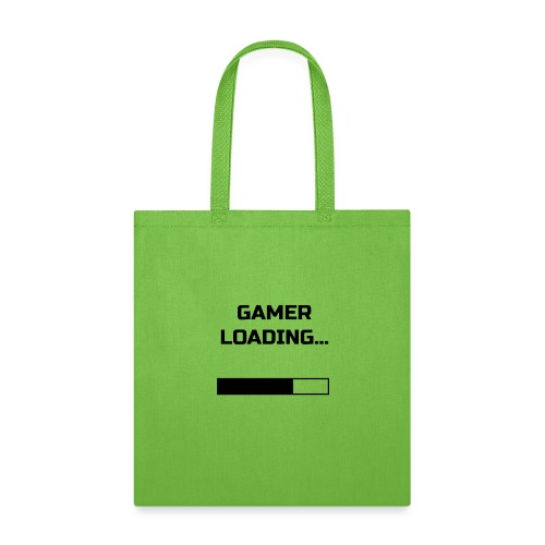 gamer loading - Tote Bag