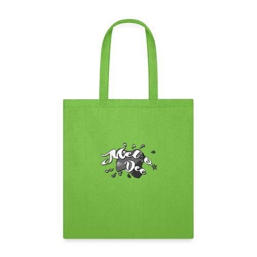 MEL*O*DEE MERMAID WRESTLER LOGO - Tote Bag