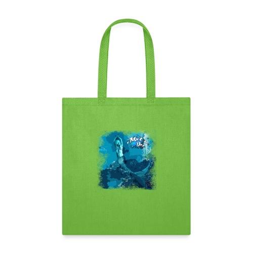 MEL*O*DEE Blue Mermaid Fantasy - Tote Bag