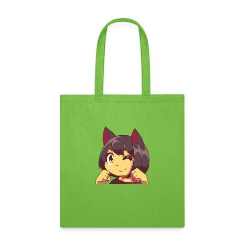 Happy Kitty - Tote Bag