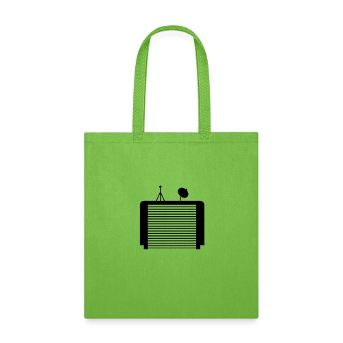 TechGarage Trans Black - Tote Bag