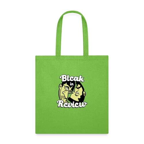 BleakinReviewPrint - Tote Bag