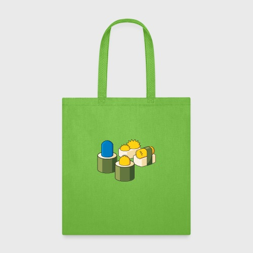 The Simpsons Sushi - Tote Bag