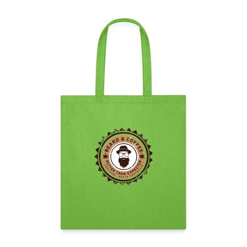 Beard and Coffee Merch - Tote Bag
