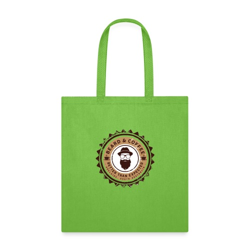 Beard and Coffee Merch - Tote Bag