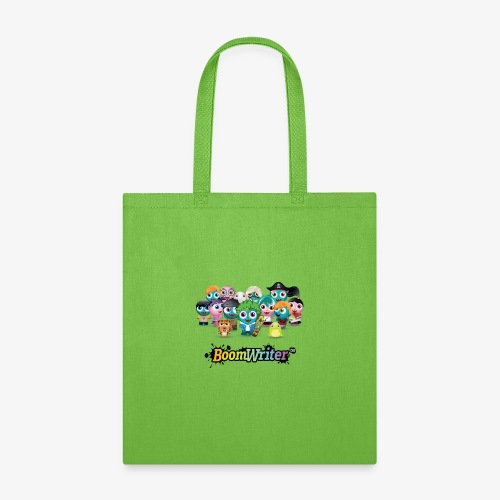 BoomWriter collection - Tote Bag