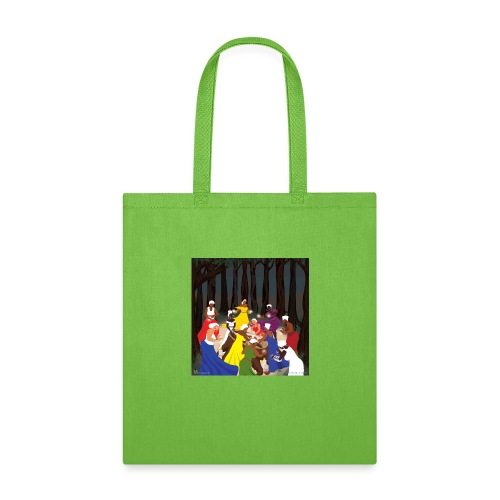 Etheric Touch Healing Ceremony - Tote Bag