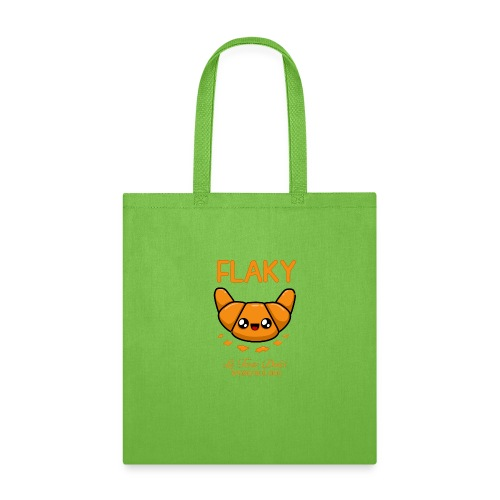 Flaky Croissant - Tote Bag