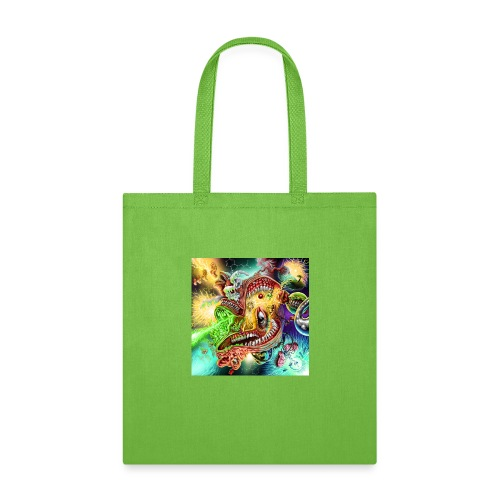 Psychedelic Quantum Portals to Sound & Vision - Tote Bag