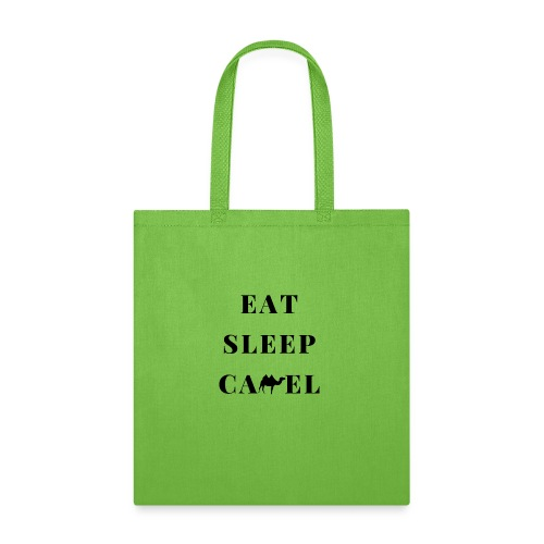 EAT SLEEP CAMEL - Tote Bag