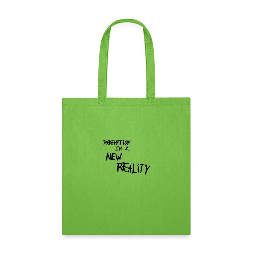 Redemption In A New Reality - Tote Bag