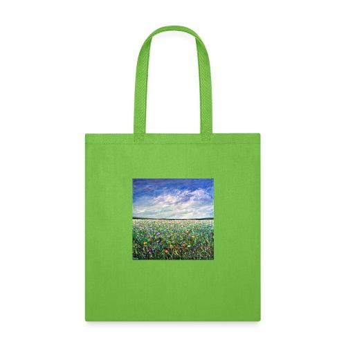 Field of Flowers - Tote Bag