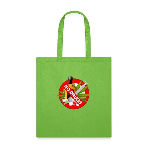 drug clipart drug addiction - Tote Bag