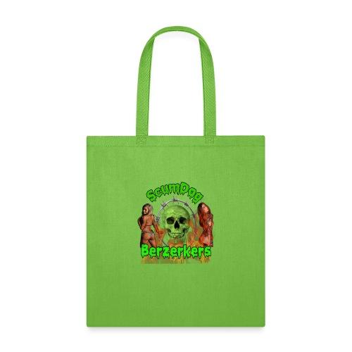 Scumdog Berzerkers - Tote Bag