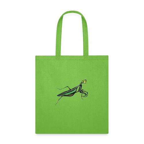 Praying mantis - Tote Bag