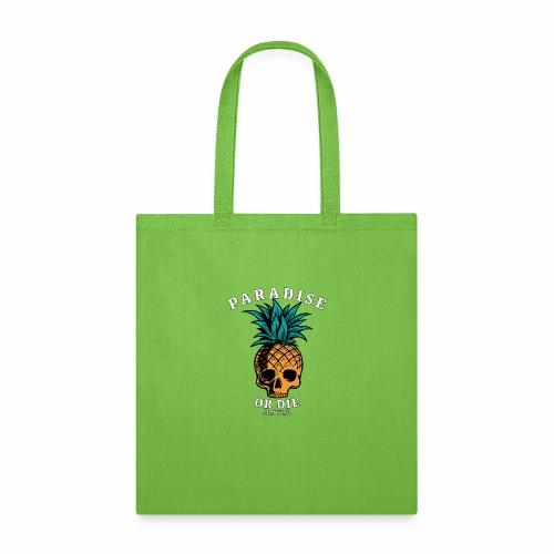 POD Pineapple - Tote Bag
