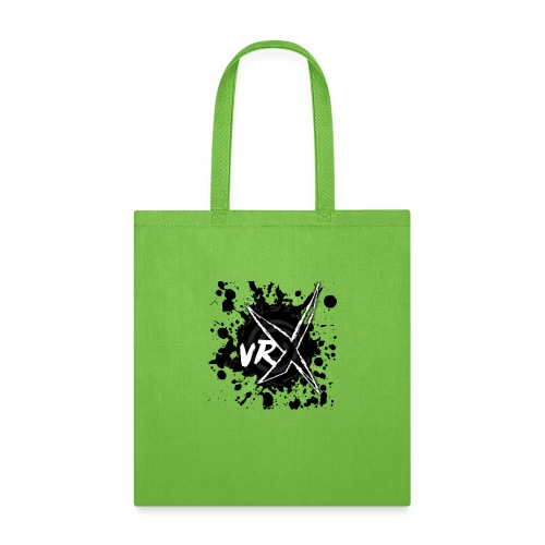 VRX Black Paint logo - Tote Bag